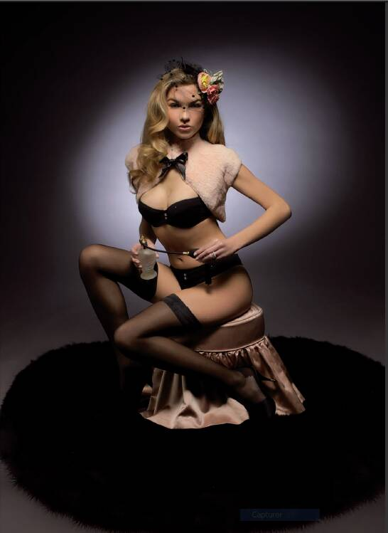 Calendrier Pin Up.Calendrier Pin Up Thierry Fortin